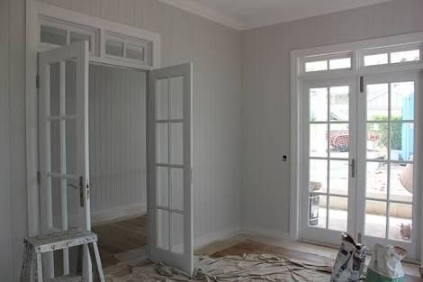 traditional queenslander homes white - Google Search