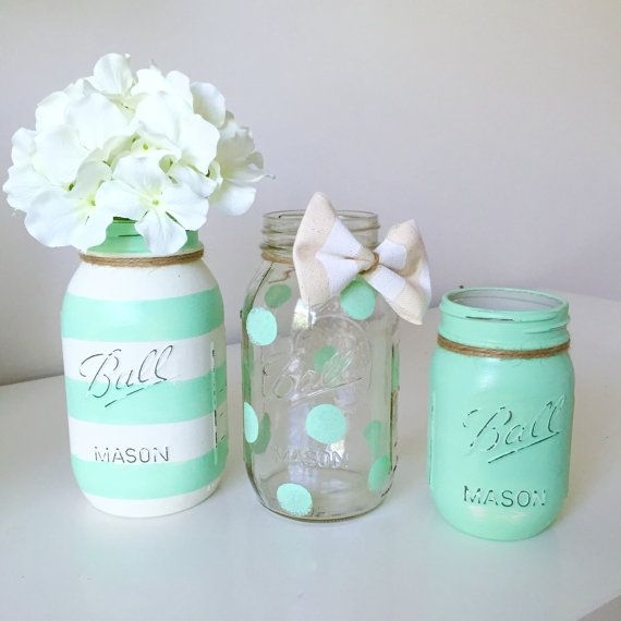 Hey, I found this really awesome Etsy listing at https://www.etsy.com/listing/236772013/baby-shower-mason-jar-decor-baby-boy