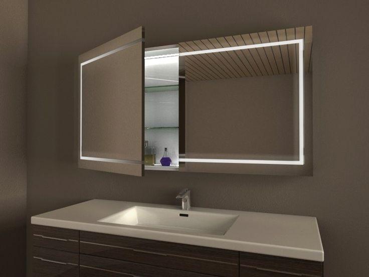 Spiegelschrank Mit Licht」のおすすめアイデア 20 件以上 Pinterest - badezimmer spiegelschrank mit beleuchtung g nstig