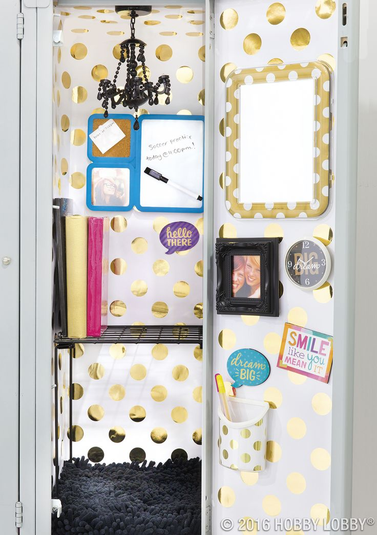 Wonderful Pack Your Locker Full Of Personality With Fun And Functional Accessories  Like Magnets And Memo Boards