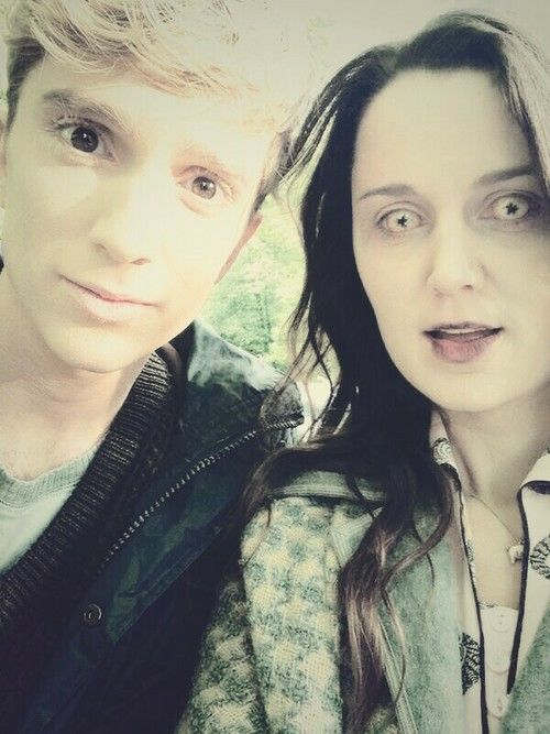 Kieren and Amy - In The Flesh