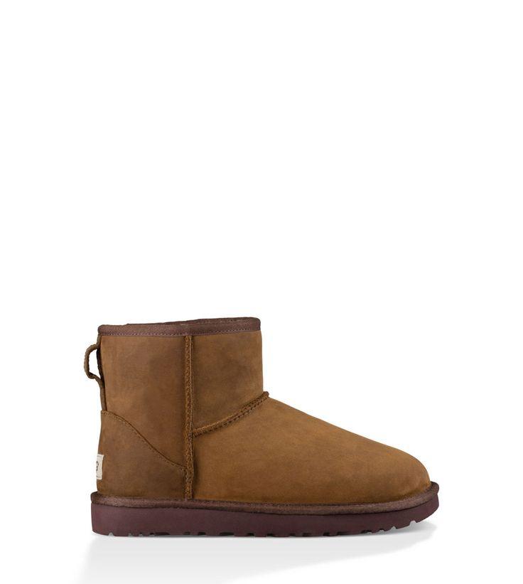 Original UGG® Classic Mini Leather Classic Mini Boots für Damen jetzt im offiziellen UGG® Online-Shop versandkostenfrei bestellen. Kostenlose Retouren!