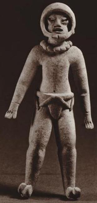 de Xochipala, México; 1150 a 100 AC.