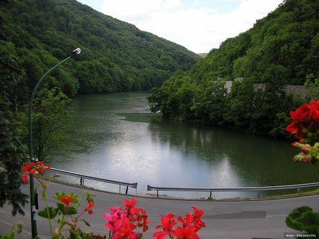 Lake Hámori, Hungary