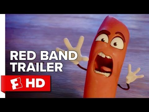 Sausage Party Official Red Band Trailer #2 (2016) - James Franco Movie - YouTube