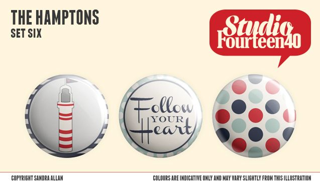 Flair  www.studiofourteen40.com  #flair #flair button #tin pin