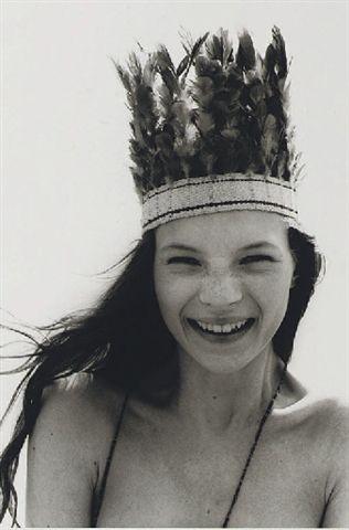 Kate Moss x Corine Day