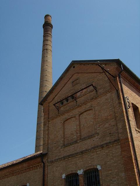 Museo della bonifica   Taglio di Po (Rovigo)