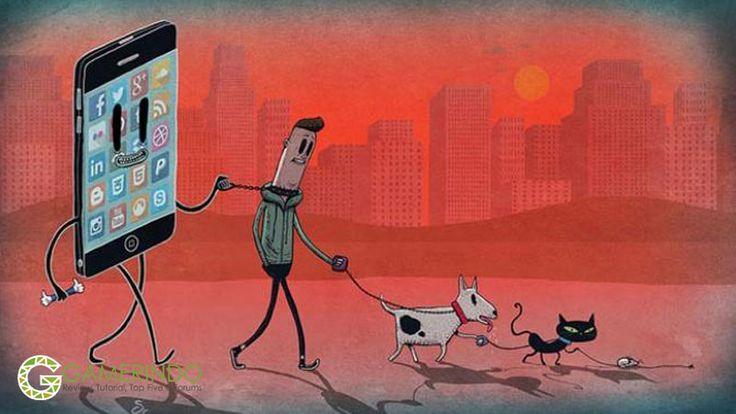5 Ilustrasi Menarik tentang Kehidupan Modern Manusia