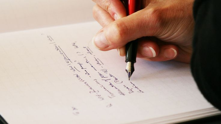 The Best Way To Remember Something? Take Notes By Hand | Co.Design | business + design