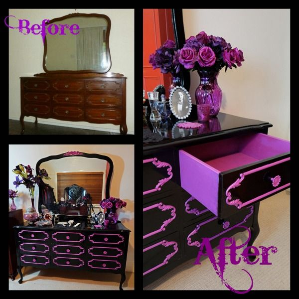 189 Best Diy Ideas And Projects Images On Pinterest Furniture Rhpinterest: Gothic Dressers For Bedroom At Home Improvement Advice
