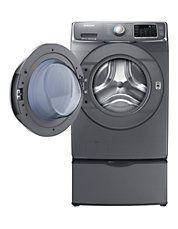 4,8 pi³ laveuse à chargement frontal (Platinum)