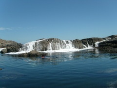 Playa Chica, Quintay. This photo is selected for Google ...