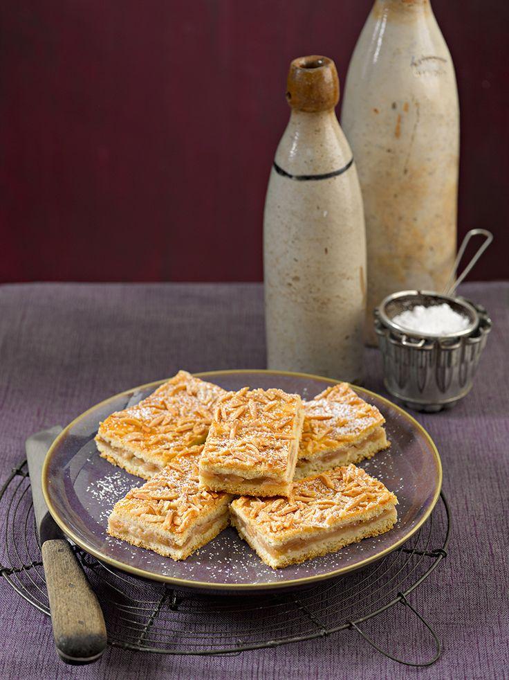 Gedeckter Quittenkuchen: Fruchtiger Blechkuchen mit Quitten für den besonderen Genuss im Herbst