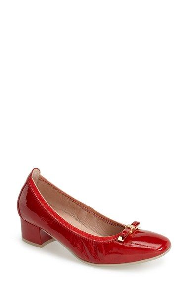 Free shipping and returns on Hispanitas 'Gardena' Block Heel Pump (Women) at Nordstrom.com. The smart and polished Gardena pump blends the flexible fit of your favorite ballerina slip-on with the businesslike height of a block-heel silhouette. In soft, Italian patent.