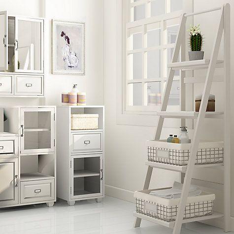 Buy John Lewis Apothecary Bathroom Furniture Range Online at johnlewis.com
