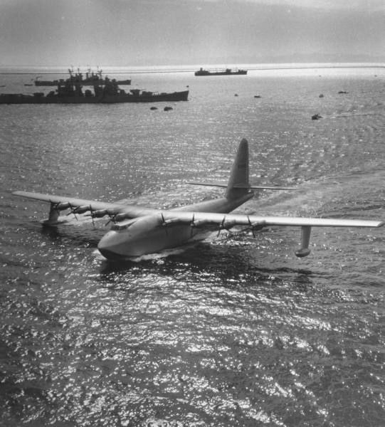 Hughes H-4 Hercules (the famous Spruce Goose)