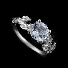 Image result for gemstone engagement rings
