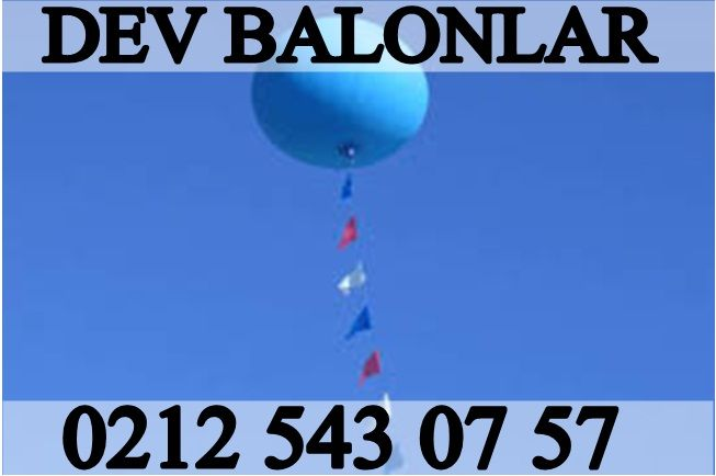 Bizimle hiç birşey imkansız değil. Hayallerinizdeki dev balon sizlere bir telefon uzaklığında. Hemen bizimle iletişime geçin hayalinizi gerçekleştirelim.