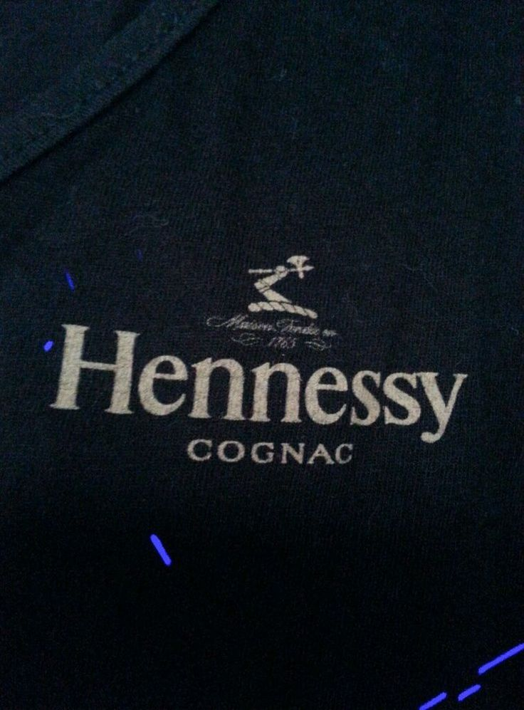Womens Black Hennessy CognacT-Shirt in Clothing, Shoes & Accessories, Women's Clothing, T-Shirts | eBay