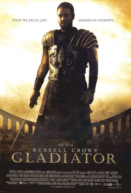 Gladiator (2000) Full Movie Streaming HD