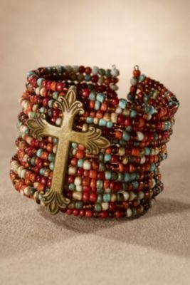 Autumnal Shades Cuff from Soft Surroundings