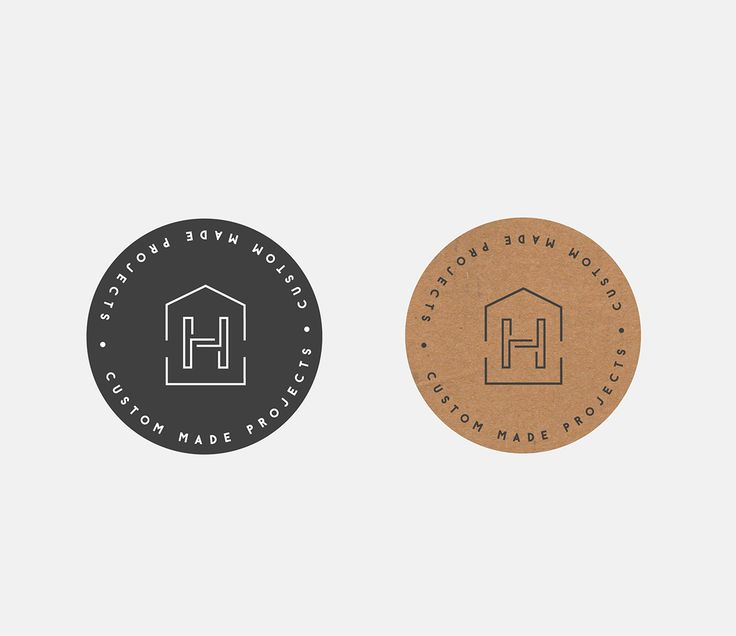 Brand identity , logo design and stationary for Hworkshop , a brand dedicated to the production of custom made furniture. Located in Cancun, Mexico.