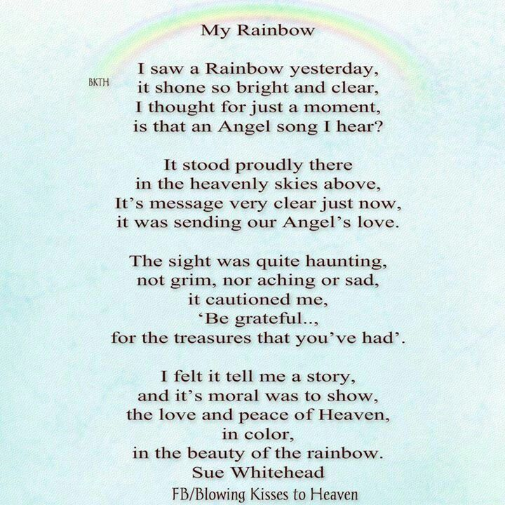My Rainbows Prayer | Messy Church - Noah's Ark | Pinterest ...