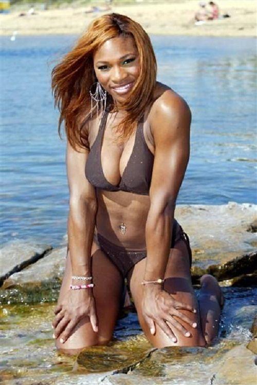 Serena Williams                                                                                                                                                      More