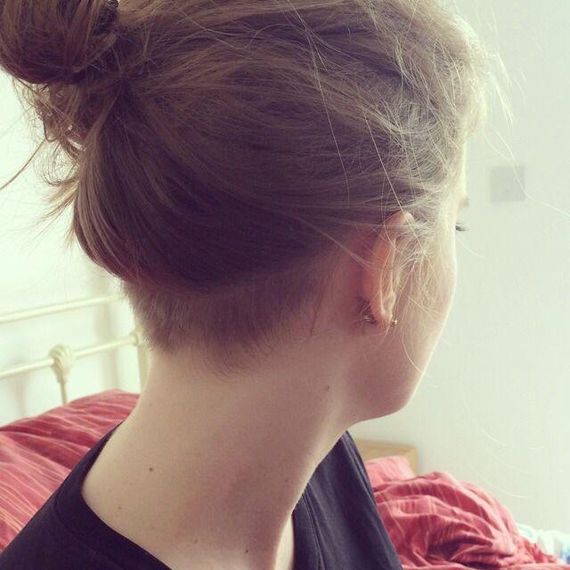 best 25 nape undercut ideas on pinterest hair undercut
