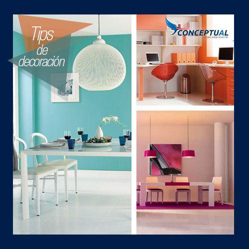 ¡Iniciamos el 2015 con nuevas tendencias! El color rosado y el naranja son dos colores que llenan de calidez nuestros espacios. Por otro lado el azul aguamarina, brinda elegancia y tranquilidad en espacios como dormitorios.