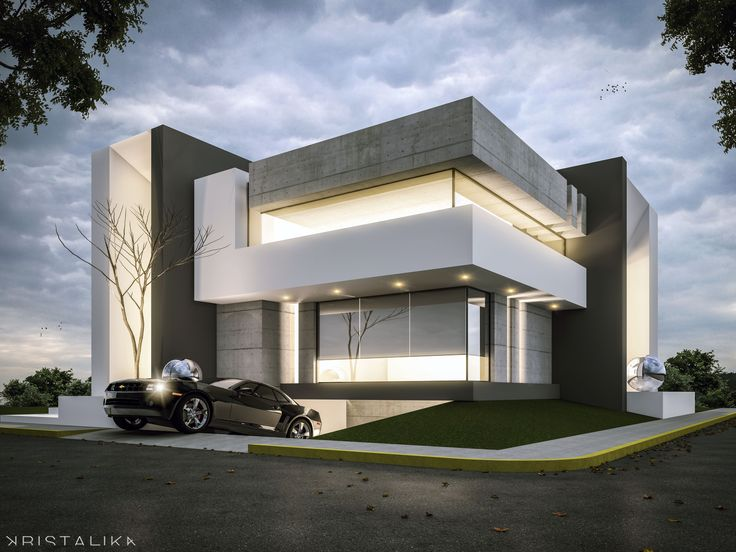JC House #architecture #modern #facade #contemporary #house #design