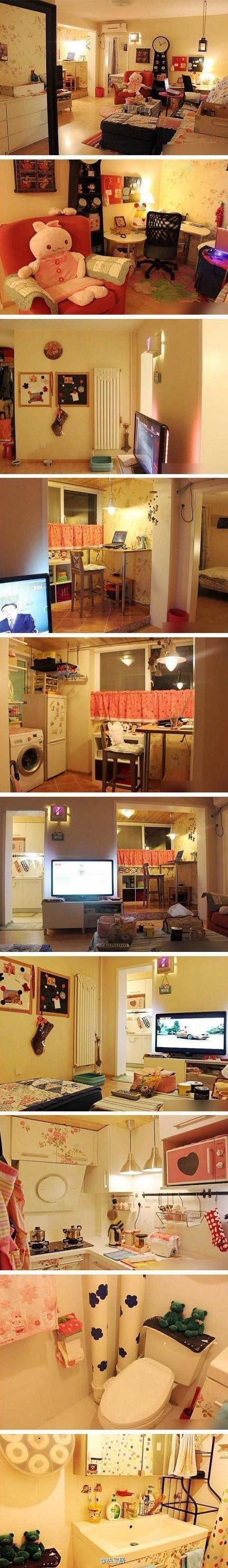 My dream single girl apartment....soon soon.....con paciencia se llega lejos =)
