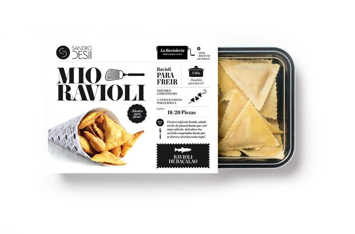 Sandro Desii | Fresh pasta (Packaging) by Lo Siento Studio, Barcelona: Creative Packaging Design, Sandro Desii, Graphics Design, Design Galleries, Sorry, Food Design, Della Pasta, Pasta Packaging, Fresh Pasta