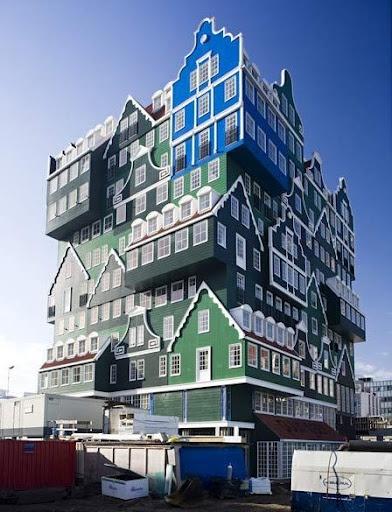Fantastic hotel in Nederland