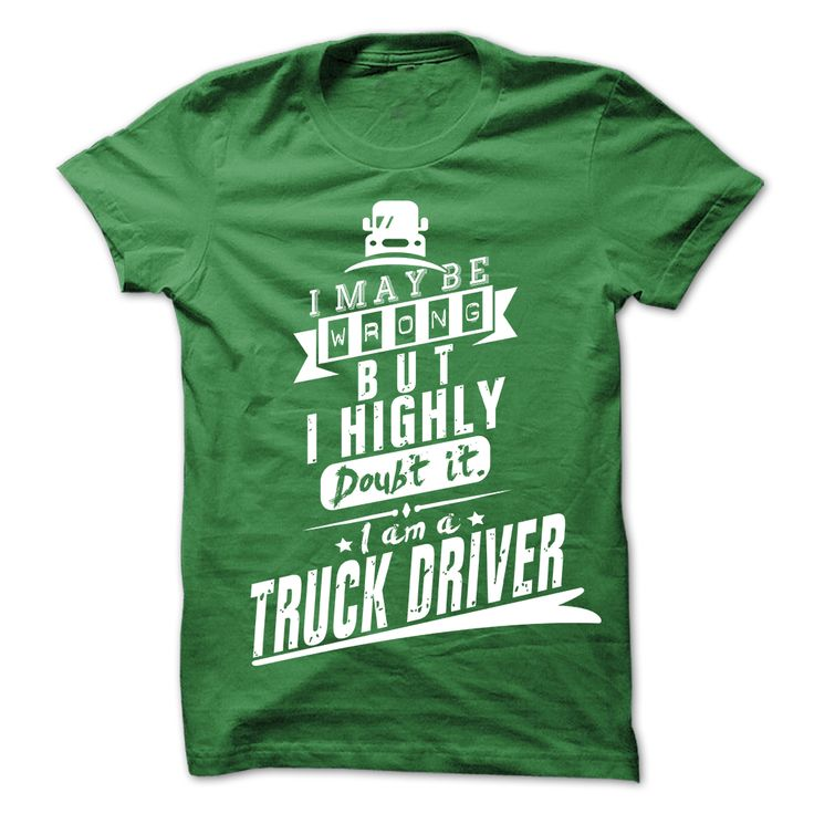 Call Truck Driver Maybe !