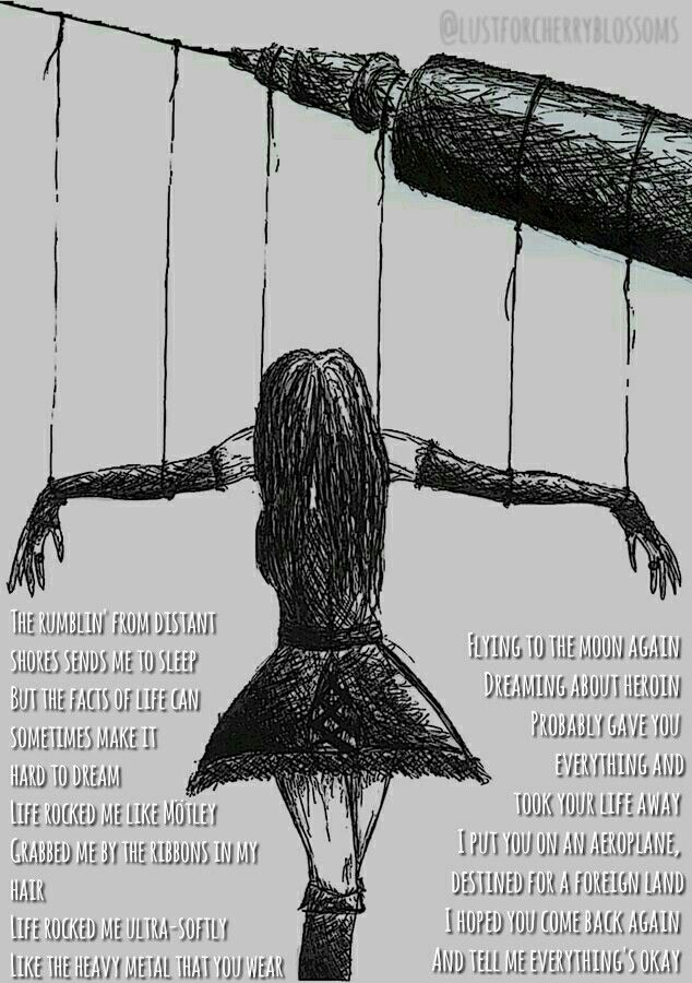 5474 best lana del rey lyrics songs images on pinterest for Substance abuse tattoos