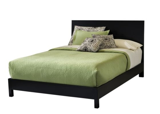 Metro Black Platform Bed - Value City - Images About Possible Beds On Pinterest Broyhill Furniture