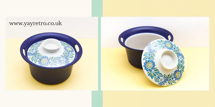 Tor Viking Figgjo Flint Flameware Casserole Dish in stock as new!