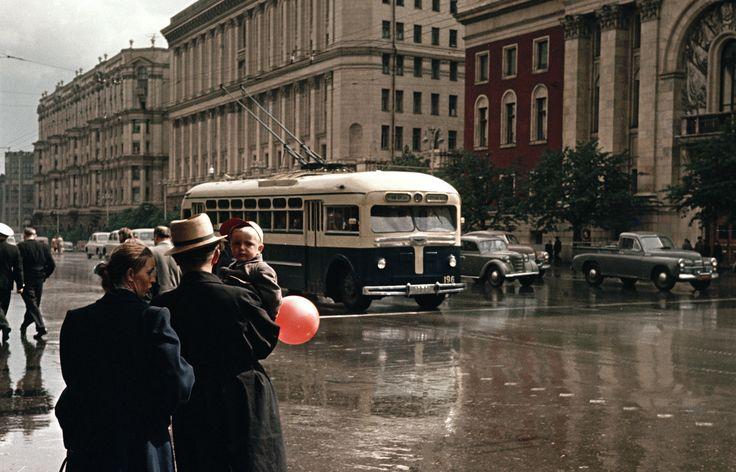 Фридлянд. Москва, 1950-е
