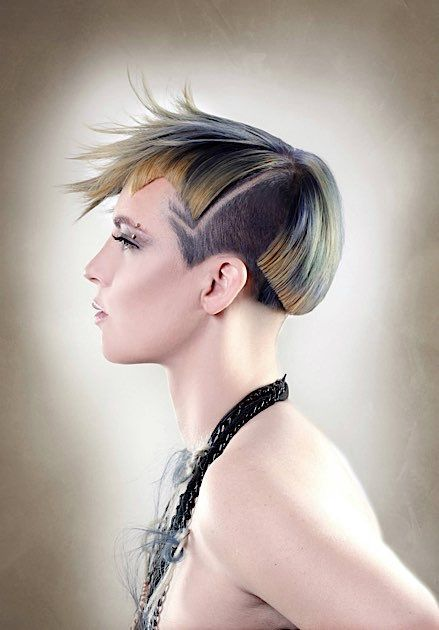 Galerry undercut hairstyle ottawa