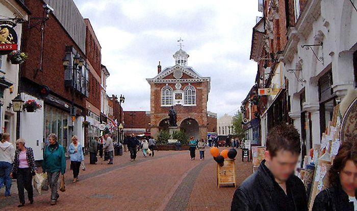 Tamworth, England