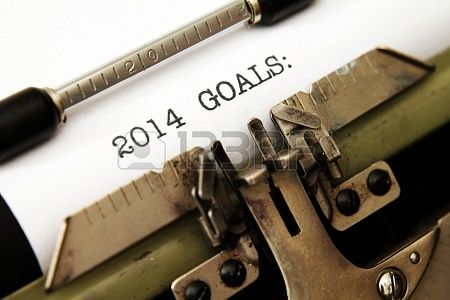 What are your 2014 #Goals?