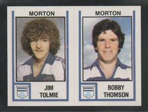 Jim Tolmie & Bobby Thomson