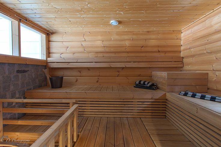 Skandinaavinen sauna - Etuovi.com Sisustus