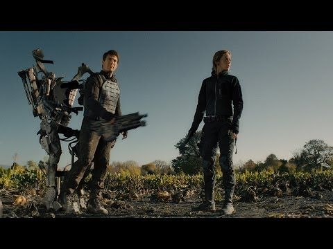 "The epic action of ""Edge of Tomorrow"" unfolds in a near future in which an alien race has hit the Earth in an unrelenting assault, unbeatable by any military unit in the world."