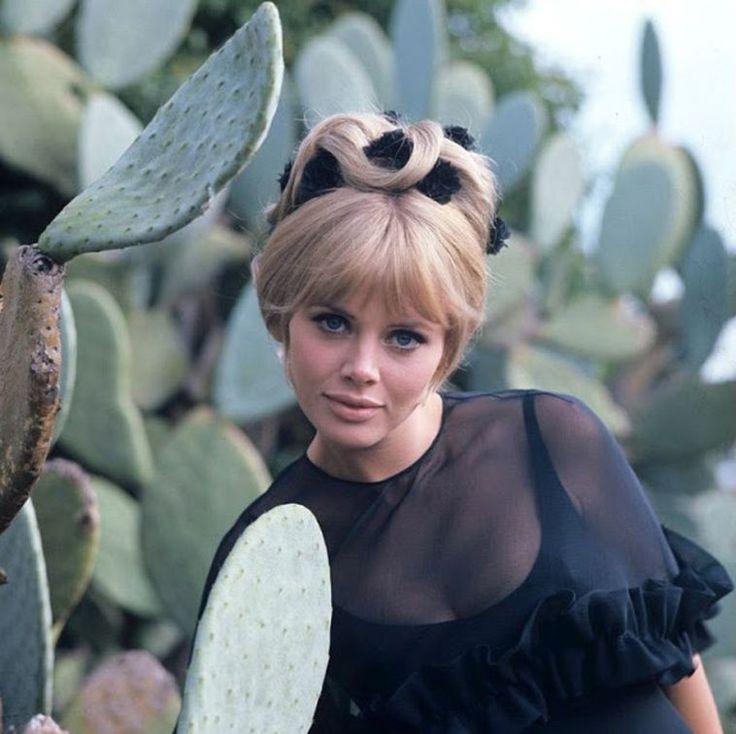 Britt Ekland: The 1960s Swedish Beauty Icon   Sixties