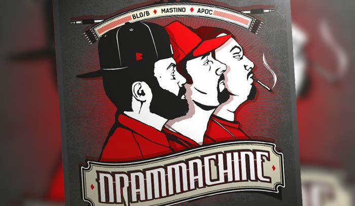 Drums VS. Drama nel disco dei Drammachine. La recensione