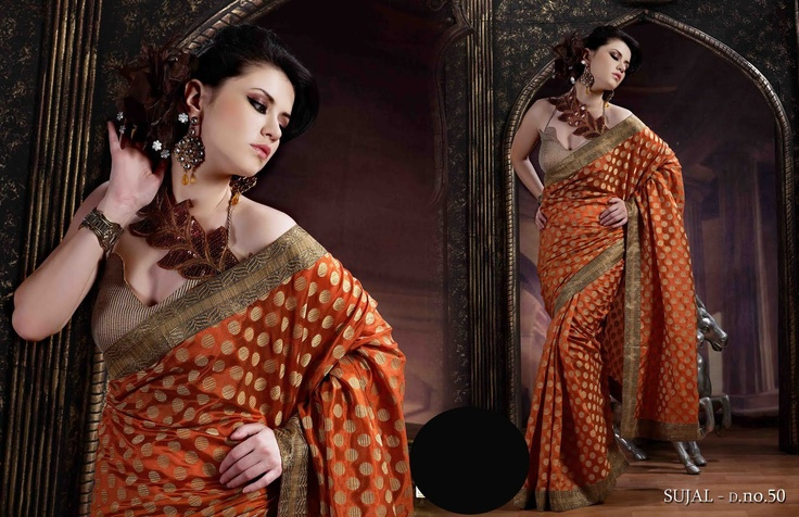 Royal Sarees For Your Royal Partners  Shop Online @ http://jugniji.com/sarees/royal-sarees/royal-sarees-1430.html