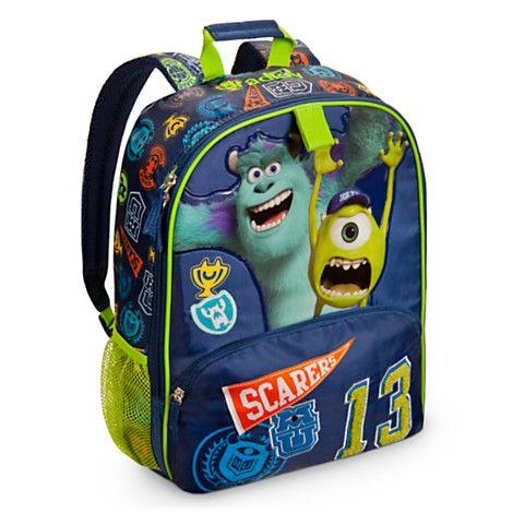 Personalizable Monsters University Backpack: http://di.sn/eDv